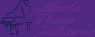 Atlanta Piano Fortissimo logo